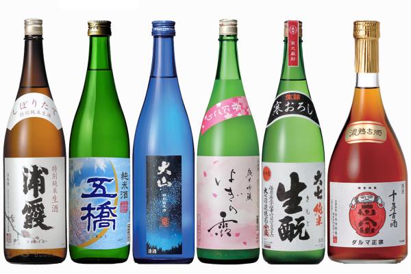 今日から使える日本酒うんちく!ラベルの用語を読み解こう【その1】