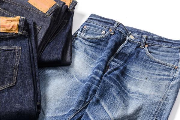 自分に合った縮みと色落ちを楽しむ!  長く愛せる『リジッドジーンズ』の魅力