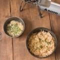 簡単なのにおいしい! コンビニ食材で作る、男の山ごはん