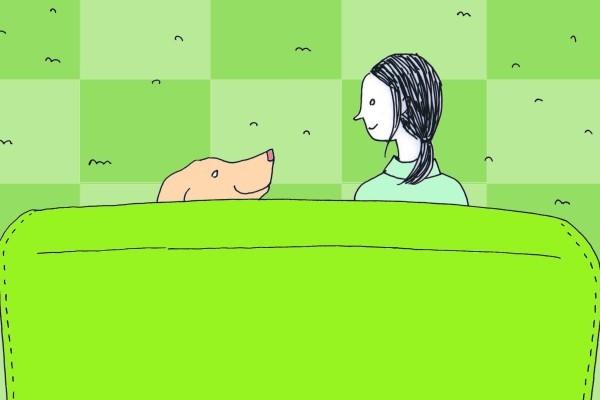 犬がいてもキレイな部屋は実現できる! ポイントは『ものの居場所』を決めること