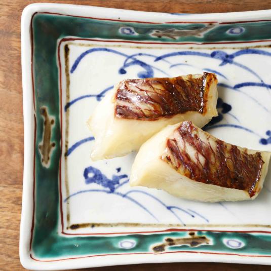 プロに学ぶ旨い調理技術! 一夜漬けが叶える完璧なバランス「鯛の西京漬け」