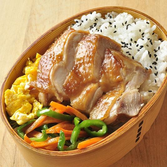 お弁当おかずに大活躍!忙しい朝の救世主レシピ「しょうゆ鶏」