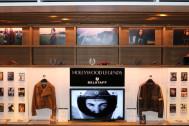 ハリウッドスターたちが着たBELSTAFFを展示する「HOLLYWOOD LEGENDS」が開催中