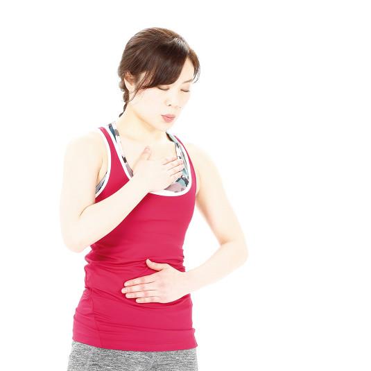 呼吸を変えれば痩せられる! 食べすぎを防ぐ「痩せる呼吸」