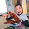 多聞恵美のうまいもんオカワリ!! 「会津ソースカツ丼は伝統と情熱の味」