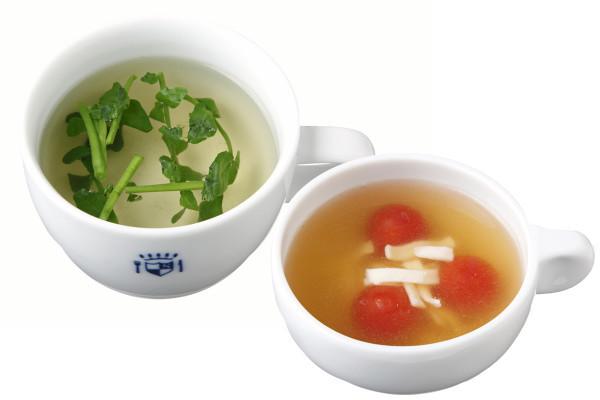 オフィスでお湯を注ぐだけ。スープジャー「即席お弁当スープ」でほっと一息