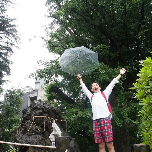 地図大好き芸人・小林の「憧れの富士山を想い、都内で富士塚に登る!」