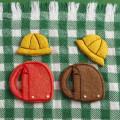 【週末子どもと作れる「デコクッキー」アイデア集】Tシャツや時計、ランドセルも!