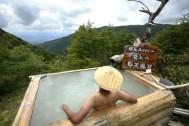 いざ、雲上温泉ツーリングへ! 【長野県:ランプの宿・高峰温泉】