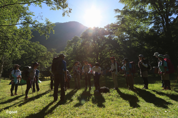 ランドネ山大学 in 松本「Enjoy-Nature」