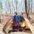 手ぶらで気軽に自然の中へ。女子ふたり、念願のキャンプデビュー!