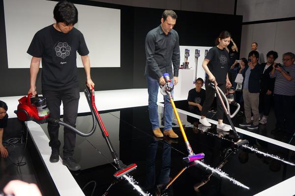 ダイソンが掃除機市場を席捲する!? 普及モデルDyson V7発表にのぞく自信