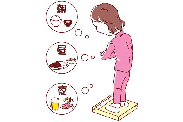 痩せる人がやっている体重管理「体重は毎朝測る、目標は1日単位にする」痩せグセとは