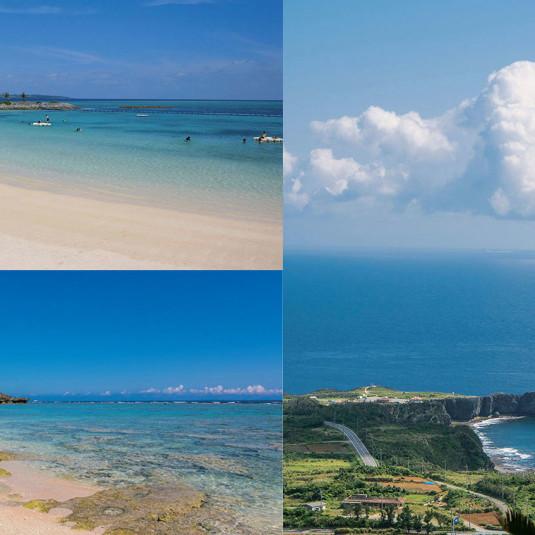 壮大なパノラマに美しきビーチ。今年の夏こそ行きたい沖縄絶景6スポット