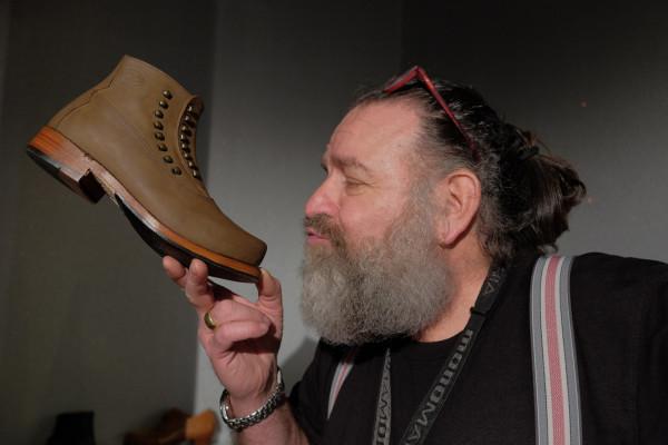 モノ作り大国ドイツの職人魂が宿る、SCHUH BERTLのブーツ