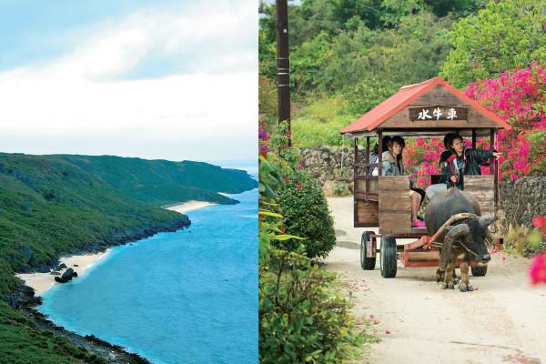 一度は行きたい! 手つかずの自然が残る沖縄離島の風景