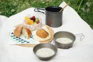 初夏の鎌倉ハイキングで味わいたい地元パン&手作りブロッコリーのスープ【思い出を彩る山ごはん】