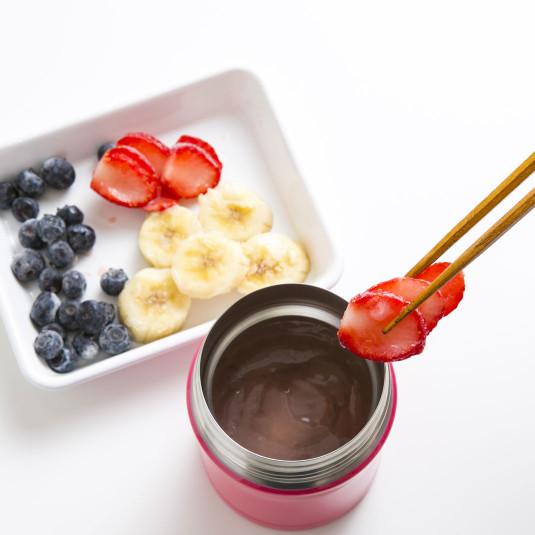【お弁当デザート】スープジャーで冷たいスイーツを持ち歩こう!
