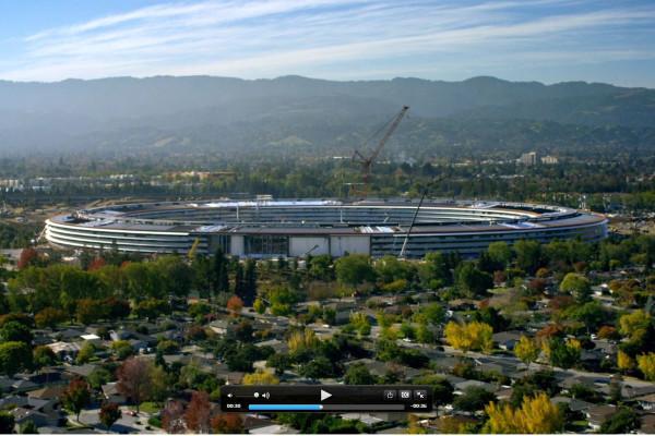 アップルの新社屋『Apple Park』に行ってみたら未知との遭遇レベルの巨大さだった