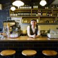 京都の町屋とアールデコが融合したカフェ&ゲストハウス【Jam Jar Lounge & Inn】