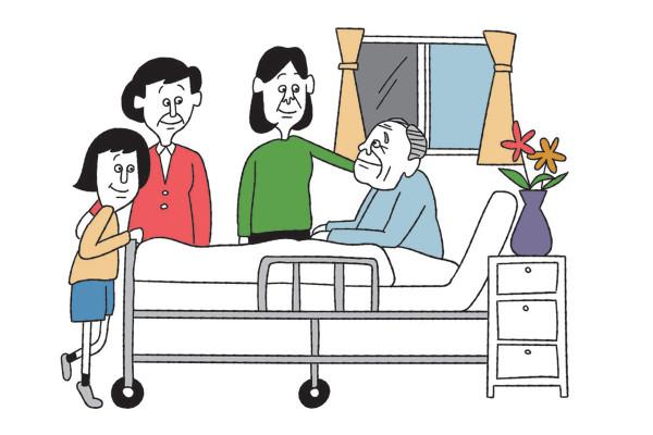見舞い品のお裾分け、する? しない? 注意したい入院中のマナー