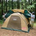 どこよりも分かりやすい初心者のためのドームテントの立て方