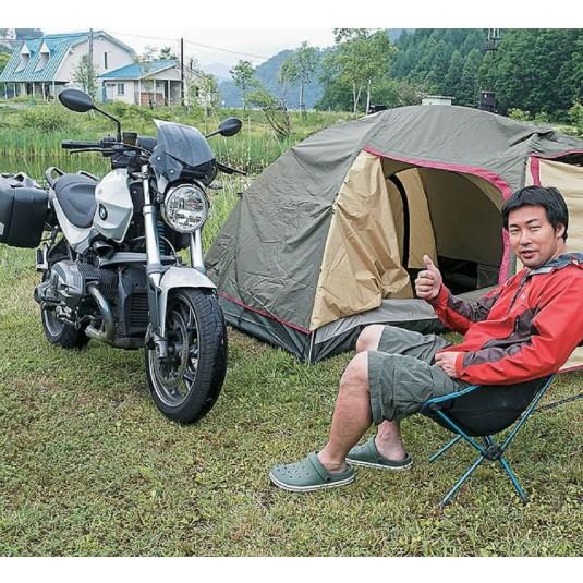 バイク雑誌編集長もハマってしまった「キャンプツーリングがやめられないワケ」
