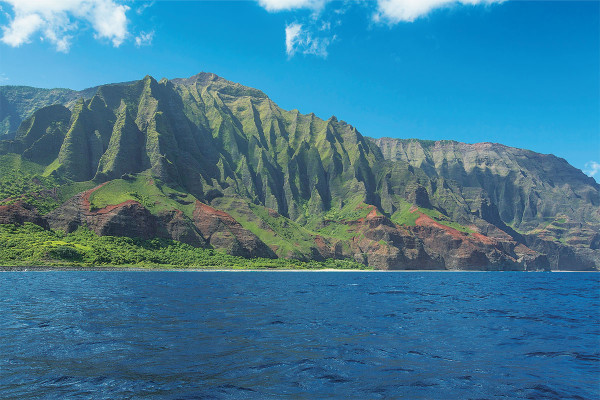 ハワイ屈指の超絶景! ナ・パリ・コーストを見に行こう