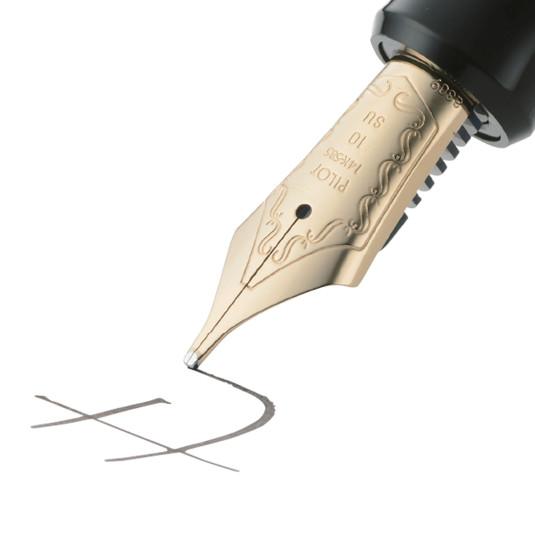 これがわかれば万年筆ツウ! 日本の万年筆の個性派ペン先を並べてみた