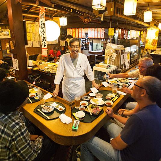 次の京都旅はここで呑もう。ツウが知る「京都三大名居酒屋」