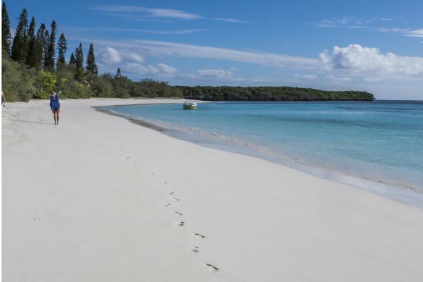 美しすぎる! ニューカレドニアの島『イル・デ・パン』が誇るふたつのビーチ