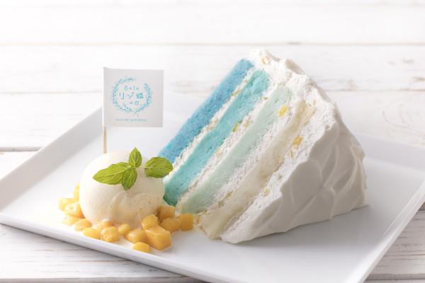 8月1日は「リゾ婚の日」!「リゾ婚 cafe」渋谷にOPEN、渡部 建さん監修のケーキも登場