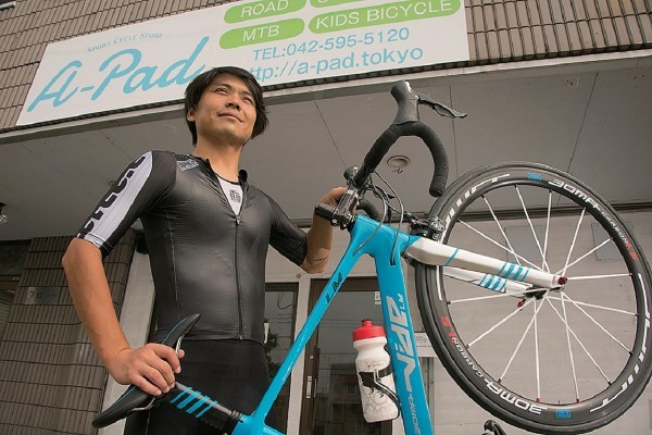 東京都・あきる野市に『A‐Pad』8月23日(水)プレオープン!【自転車】