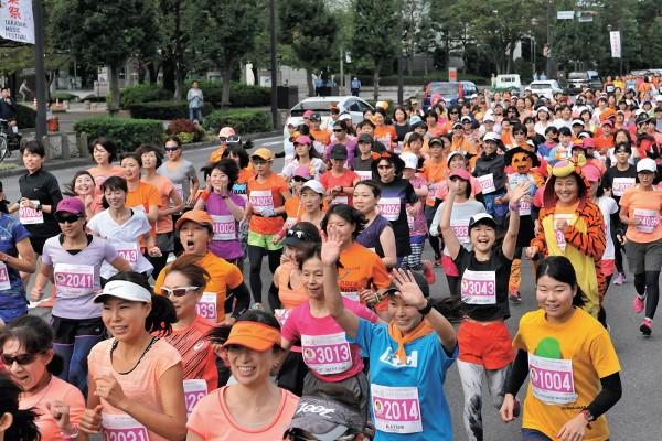 【イベント】健康の大切さを走って感じよう『第6回子宮頸がん予防啓発 高崎美スタイルマラソン2017』を10月9日(月・祝)開催!