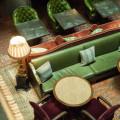 ニューヨークのデザイナーズホテルに学ぶ、インテリアコーディネイト