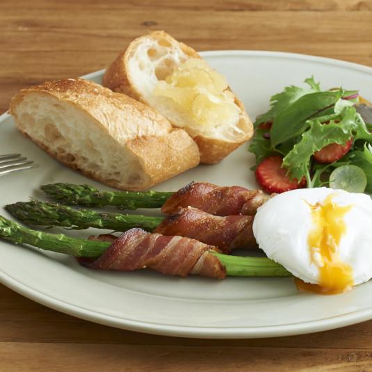 毎朝が楽しくなる! 簡単「ワンプレート朝ごはん」でゆとりの朝時間を