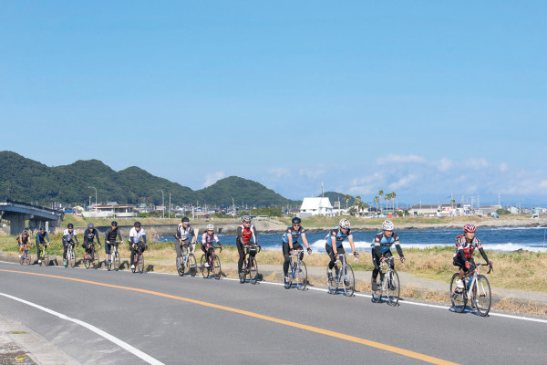 Station Ride in 南房総2017 Produced by BiCYCLE CLUB