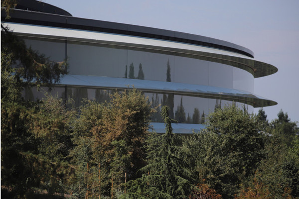 Apple新社屋の建築がすごい!【新社屋、ビジターセンターなど、細かい部分編】