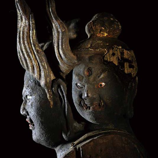 あまりにも有名な天才仏師・運慶。しかし作品はごくわずかの謎