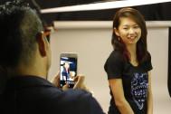 iPhone 8 Plusの新機能ポートレートライティングがSNSアイコン写真に最適!