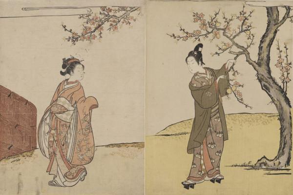 『鈴木春信』が日本で見られるなんて! 逆輸入された希少な名品展が開催中
