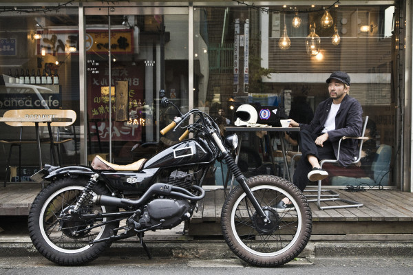 東京を駆け抜ける! 横町健さんの『アーバンオフローダー』生活