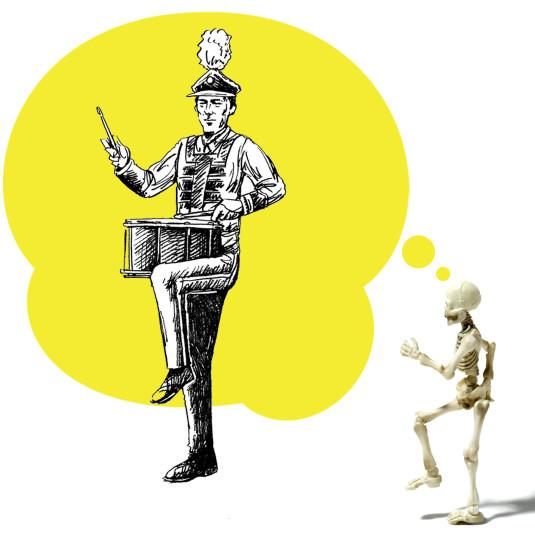 理想は鼓笛隊! 痛みを防ぐランニングフォームを手に入れるトレーニング法
