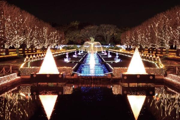 【イベント】『イルミネーション リレーマラソン 2017 in 国営昭和記念公園』を12月2日(土)開催