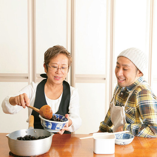 料理家三代に伝わる、作りやすい!おいしい!杵島家のおせち