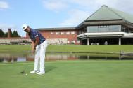 ゴルフ上級者が実践! ラウンド後のパッティング練習法