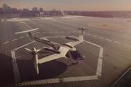 Uberが空への展開uberAIRを発表。渋滞上空を飛んで1時間20分を27分に