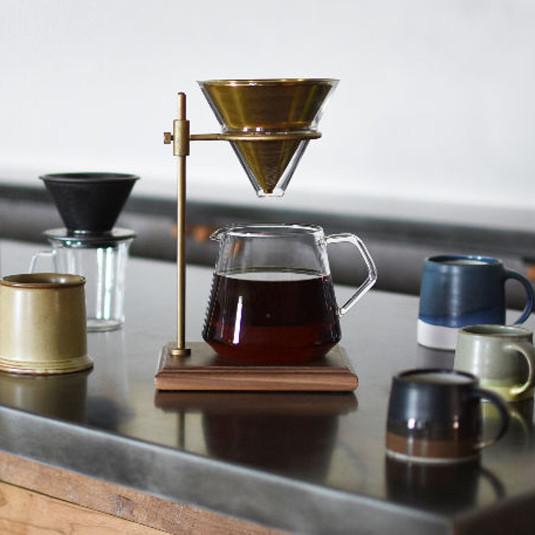 お気に入りを揃えよう! 美味しいコーヒーを生み出すこだわりの道具たち