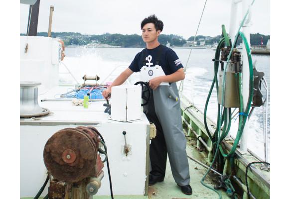 アーバンリサーチが手掛ける、漁師のためのウェア第3弾が発売された!