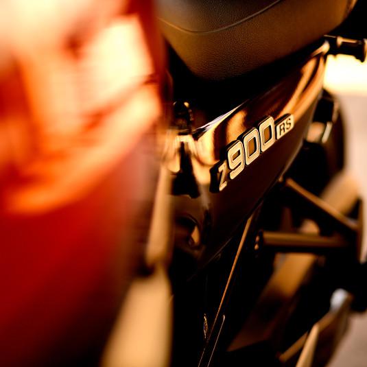 『Z』のイメージを完全継承。話題の『カワサキZ900RS』初試乗!